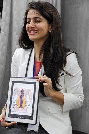 best physiotherapist in west delhi - Dr Vandana