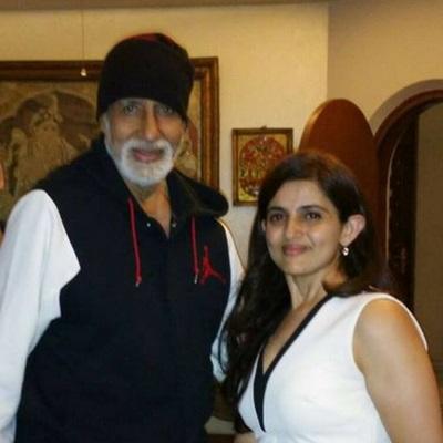 me with Amitab Bacchan jpg