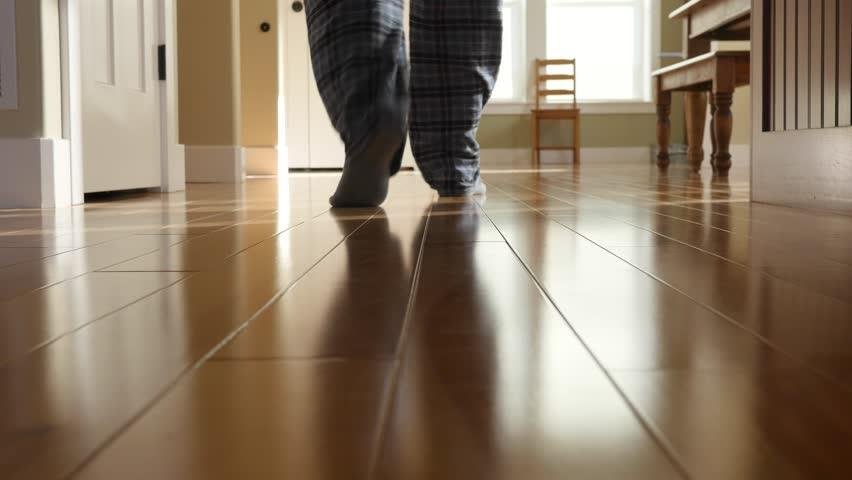 Changing posture and walking around regularly